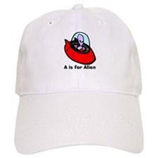 A is for Airplane! Baseball Cap