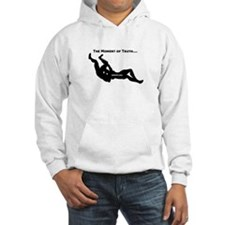 Invincible Will Wrestling Hoodie