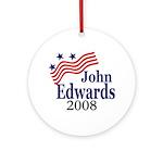 John Edwards 2008 (Christmas Tree Ornament)