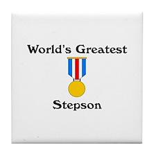 WG Stepson Tile Coaster
