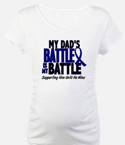 My Battle Too 1 BLUE (Dad) Shirt