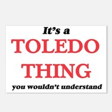 It's a Toledo Ohio th Postcards (Package of 8)