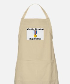WG Big Brother BBQ Apron