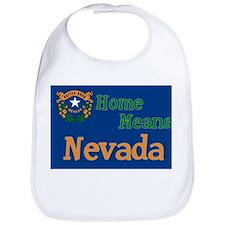 Nevada means Home Bib