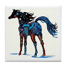 Arizona Horse Designz Tile Coaster