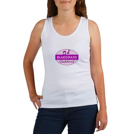 BLUEGRASS GODDESS Women's Tank Top