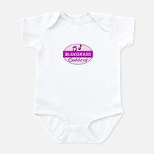 BLUEGRASS GODDESS Infant Bodysuit