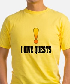 I Give Quests T