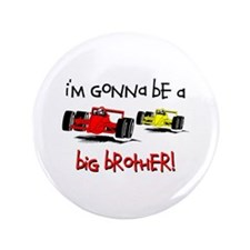 """I'm Gonna Be a Big Brother! 3.5"""" Button"""