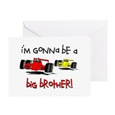 I'm Gonna Be a Big Brother! Greeting Cards (20