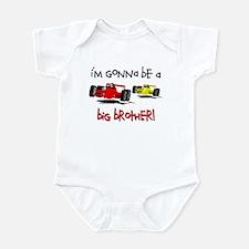 I'm Gonna Be a Big Brother! Infant Bodysuit