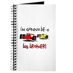 I'm Gonna Be a Big Brother! Journal