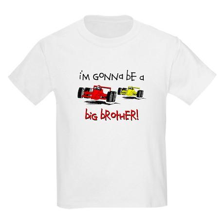 I'm Gonna Be a Big Brother! Kids Light T-Shirt