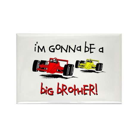 I'm Gonna Be a Big Brother! Rectangle Magnet