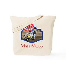 Matt Moss Grunge Photo Tote Bag