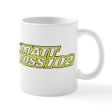 Matt Moss Cartoon Mug