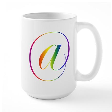 Asperand Large Mug