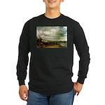 Brighton Long Sleeve Dark T-Shirt