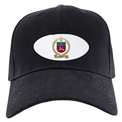 LECLAIR Family Crest Baseball Hat