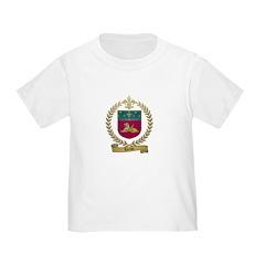 LECLAIR Family Crest T