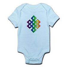 Unique Tibetan Infant Bodysuit