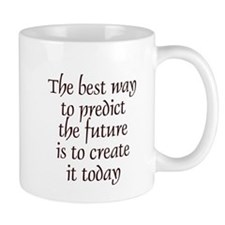 The best way to predict the f Mug