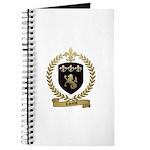 LAVACHE Family Crest Journal