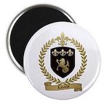 LAVACHE Family Crest Magnet
