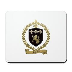 LAVACHE Family Crest Mousepad