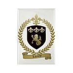 LAVACHE Family Crest Rectangle Magnet