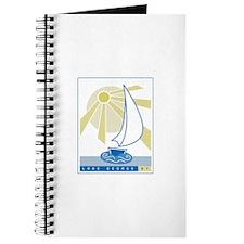 Lake George Sail Boat - Journal