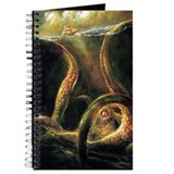 Octopus Journals & Spiral Notebooks