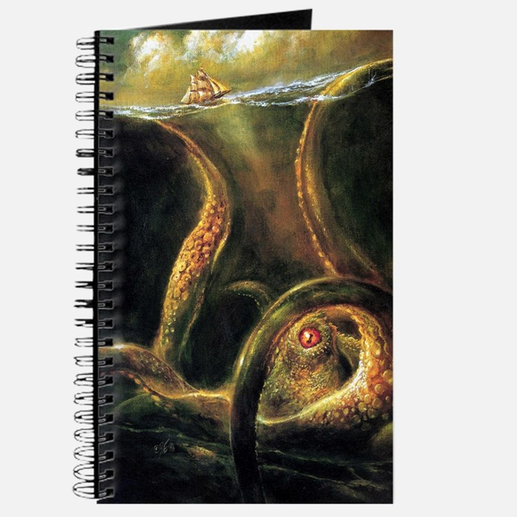 Watching Kraken Journal