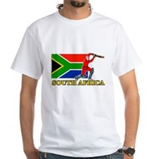 South Africa Cricket Player Shirt