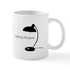Lighting Designer 1 Small Mug