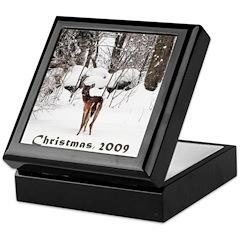 Christmas Keepsake Box