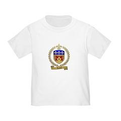 LANOUE Family Crest T
