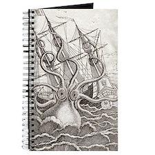 Kraken Attack 1 Journal