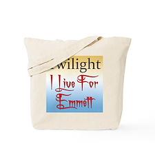 Emmett Twilight Tote Bag