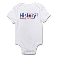 Obama History Inauguration Day Infant Bodysuit
