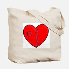Heart MD Tote Bag