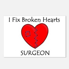 Heart MD Postcards (Package of 8)