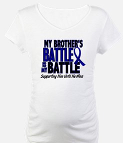 My Battle Too 1 BLUE (Brother) Shirt