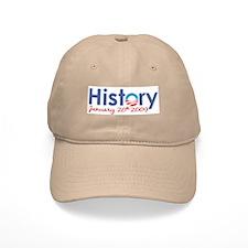 Obama History Inauguration 2009 Baseball Cap