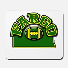 Fargo Football Mousepad