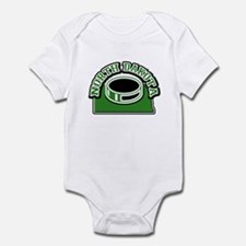 North Dakota Hockey Infant Bodysuit