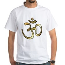 Golden Aum Shirt