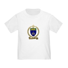 LAMOTHE Family Crest T