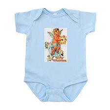 Cupid Valentine Infant Baby Onesie Shower Gift