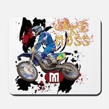 Jake Moss Grunge Photo Mousepad